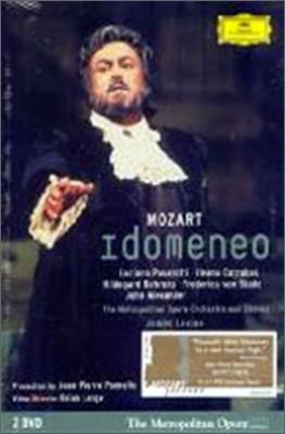 James Levine / Luciano Pavarotti 모차르트: 이도메네오 (Mozart: Idomeneo, K366)