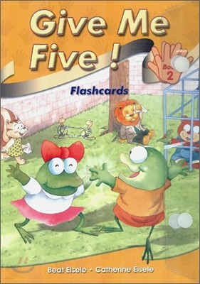 Give Me Five! 2 : Flashcards