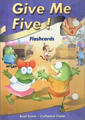 Give Me Five! 4 : Flashcards