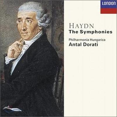 Antal Dorati 하이든: 교향곡 전곡 (Haydn: The Symphonies)