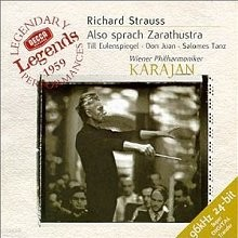 Herbert von Karajan 슈트라우스 : 짜라투스트라는 이렇게 말했다 (R. Strauss : Also sprach Zarathustra, Salomes Tanz, Don Juan, Till Eulenspiegel)