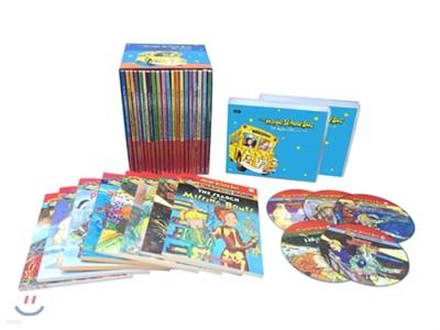 The Magic School Bus #1~20 직수입 도서 (오디오 CD 29장 증정)