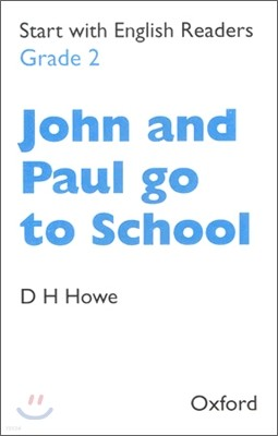 Start with English Readers Grade 2 John and Paul Go to School : Cassette