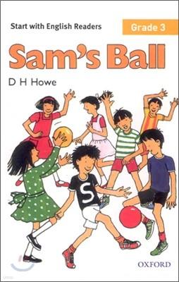 Start with English Readers Grade 3 Sam's Ball : Cassette