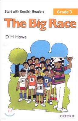 Start with English Readers Grade 3 The Big Race : Cassette