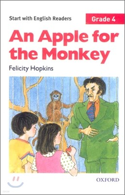 Start with English Readers Grade 4 An Apple for the Monkey : Cassette