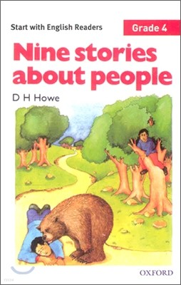 Start with English Readers Grade 4 Nine Stories about People : Cassette