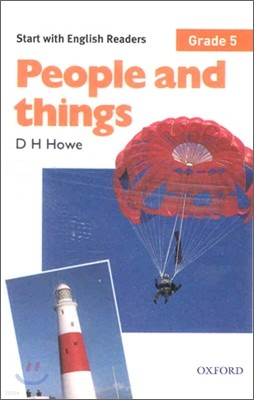 Start with English Readers Grade 5 People and Things : Cassette