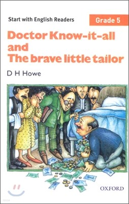 Start with English Readers Grade 5 The Doctor Know It All/Brave Little Tailor : Cassette