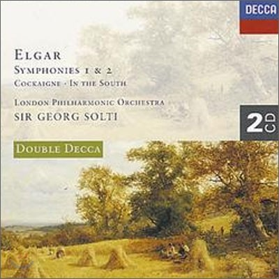 Georg Solti 엘가: 교향곡 1번 2번 (Sir Edward Elgar: Symphony, In the South, Overture Cockaigne)