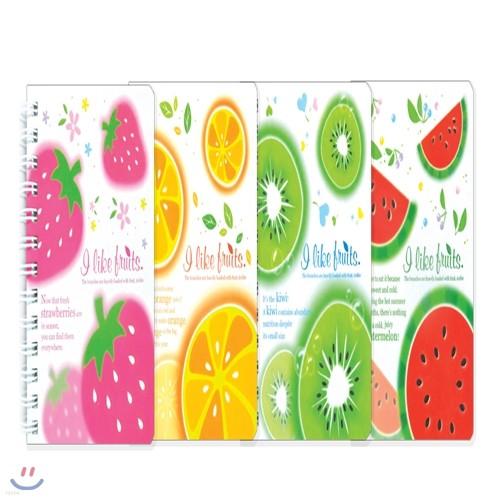[에리트] 1000과일수첩 320개묶음