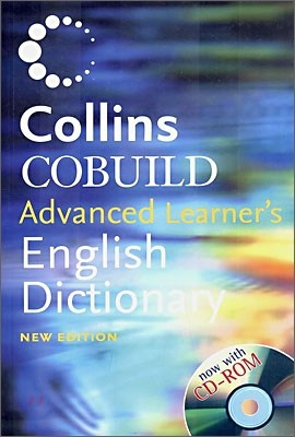 Collins Cobuild Advanced Learner's English Dictionary with CD-Rom 5/E