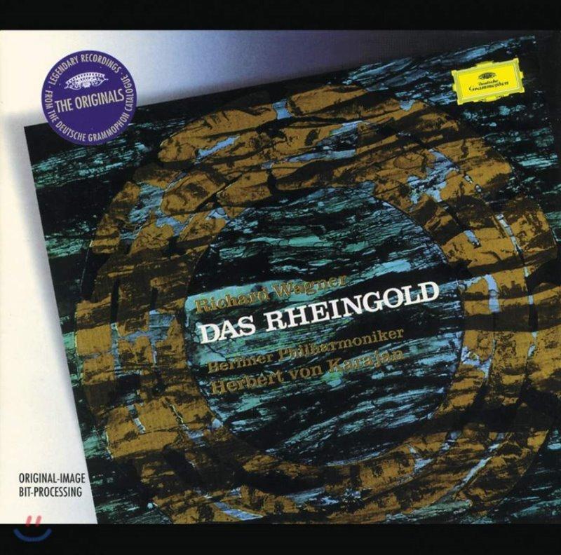 Dietrich Fischer-Dieskau 바그너: 라인의 황금 (Wagner: Das Rheingold)