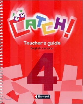 Catch! 4 : Teacher's Guide