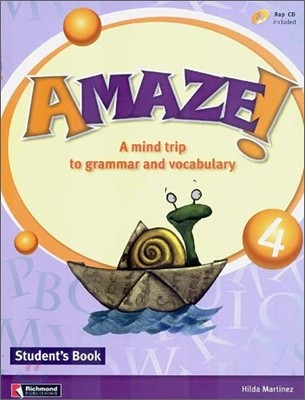 Amaze! 4 : Student Book - A Mind Trip to Grammar and Vocabulary
