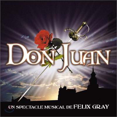 Don Juan (뮤지컬 돈 주앙) OST