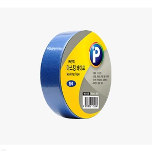 [프린텍] 마스킹테이프10개묶음/M2410B(파랑)