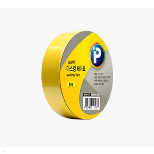 [프린텍] 마스킹테이프/M2410Y(노랑)