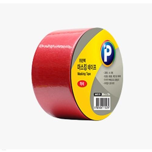 [프린텍] 마스킹테이프/M4810R(빨강)