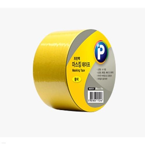 [프린텍] 마스킹테이프/M4810Y(노랑)