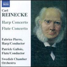 Patrick Gallois / Fabrice Pierre 라이네케: 하프 & 플루트 협주곡 - 패트릭 갈르와 (Carl Reinecke: Harp & Flute Concerto)