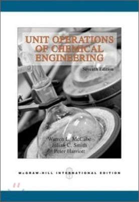 Unit Operations of Chemical Engineering, 7/E