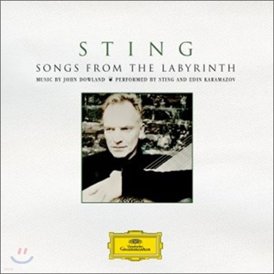 Sting 존 다울랜드: 가곡집 (John Dowland: Songs From The Labyrinth) 스팅