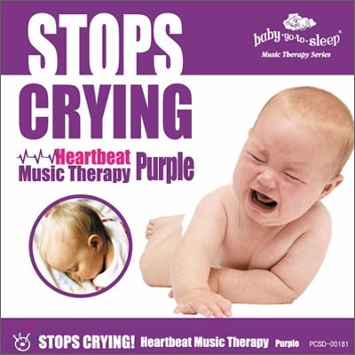 Stops Crying Purple