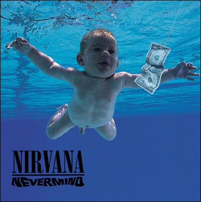 Nirvana (너바나) - Nevermind [LP]