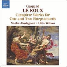 가스파르 르 루: 하프시코드 작품 전곡집 (Gaspard Le Roux: Complete Works for One & Two Harpsichords)