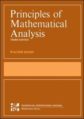Principles of Mathematical Analysis, 3/E