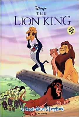 Disney's A Read-Aloud Storybook : THE LION KING (Book+CD)