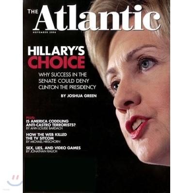 [정기구독] Atlantic Monthly (월간)