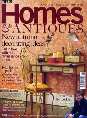 [정기구독] BBC Homes & Antiques (월간)