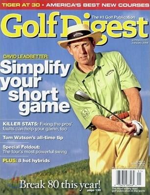 [정기구독] Golf Digest (월간)