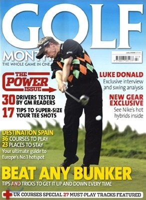 [정기구독] Golf Monthly (월간)