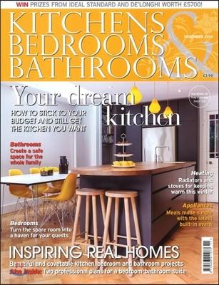 [정기구독] Kitchens Bedrooms & Bathrooms (월간)