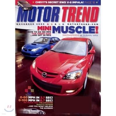 [정기구독] Motor Trend (월간)