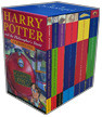 Harry Potter Paperback Boxed Set 1-6 : Children's Edition