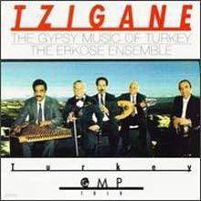The Erkose Ensemble - Tzigane