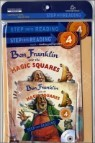 Step Into Reading 4 : Ben Franklin and the Magic Squares (Book+CD+Workbook)