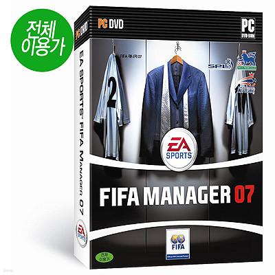 FIFA 매니저 07 예약판매(PC)