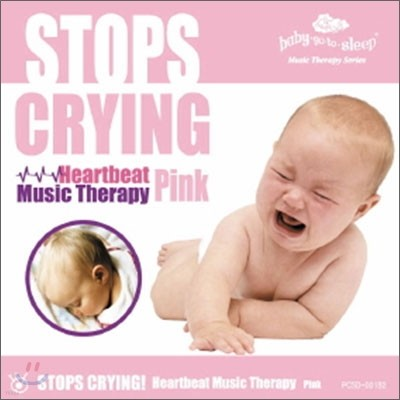 Stops Crying Pink