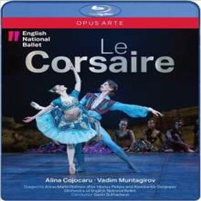 아당: 해적 (Adam: Le Corsaire - Dancers & Orchestra of the EngLish National Ballet) (Blu-ray)(2015) - English National Ballet