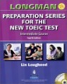 Longman Preparation Series for the New TOEIC Test Intermediate Course : Student Book with Answer Key, 4th Edition