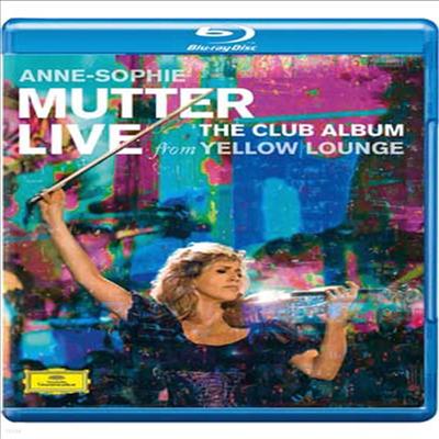 안네-소피 무터 - 옐로 라운지 라이브 (Anne-Sophie Mutter - Live From Yellow Lounge) (Blu-ray) (2015) - Anne-Sophie Mutter
