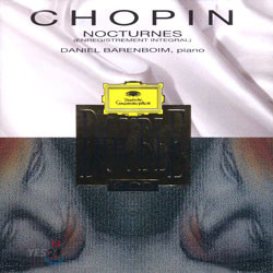 Daniel Barenboim 쇼팽: 녹턴 (Chopin: Nocturnes) 다니엘 바렌보임