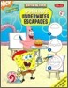 Watch Me Draw : Spongebob's Underwater Escapades