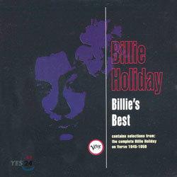 Billie Holiday - Bille's Best