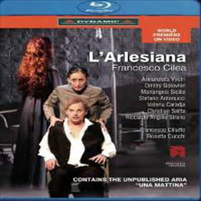 칠리아: 오페라 '아를르의 여인' (Cilea: Opera 'L'Arlesiana') (한글자막)(Blu-ray) (2015) - Francesco Cilluffo